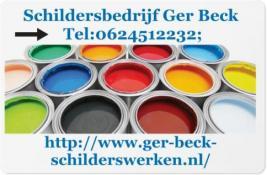 Schildersbedrijf Ger Beck