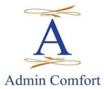 Admin Comfort